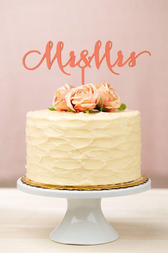 C Wedding Cake Topper By Better Off Wed On Etsy Weddingcake Caketopper