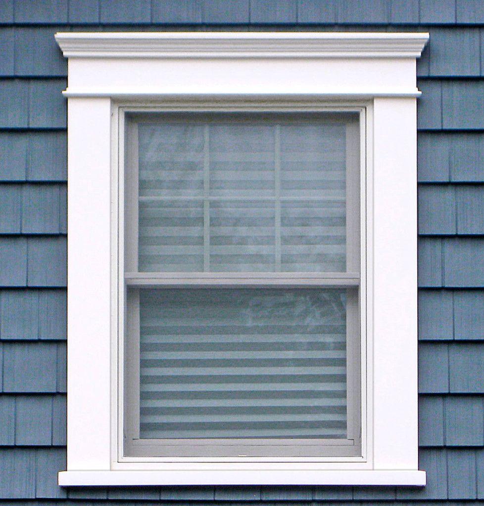 Reflections Pvc Window Surrounds Outdoor Window Trim Window