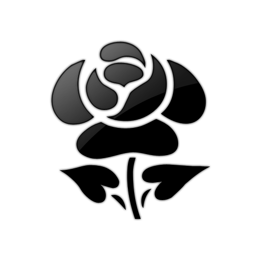 Clip Art Rose Black And White Best Haircuts Garden And Flower