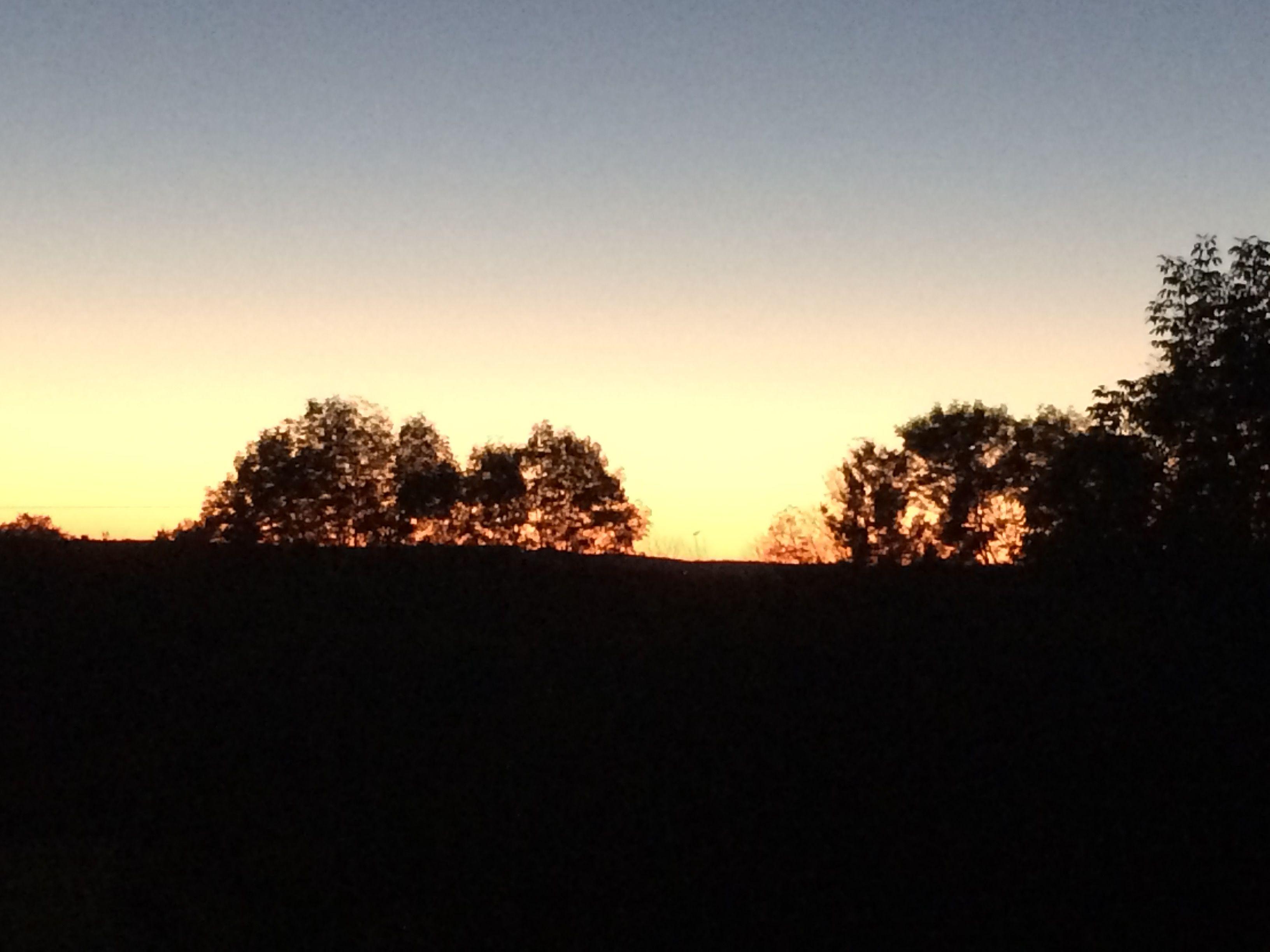 Septembers Sunset