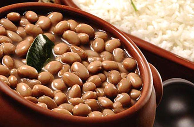 Recipe Pressure Cooker Beans Feijao Na Panela De Pressao With