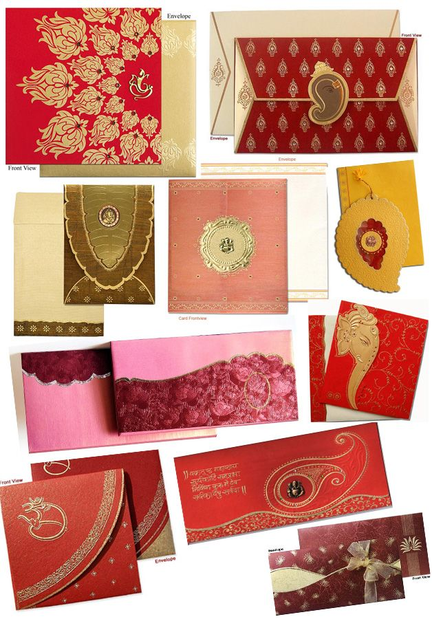Indian Wedding Invitation Cards Designs Which Capture The