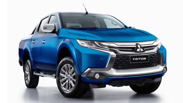 Mitsubishi Triton 2017 Facelift Engine