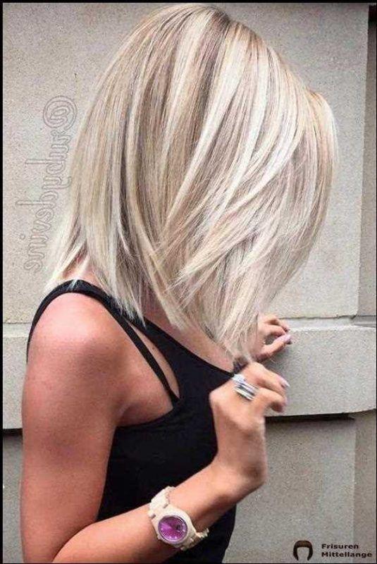 Pin Auf Frisuren Schulterlang