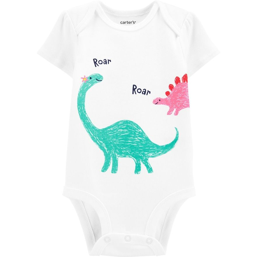 24 Months Carters Girls Navy S//S Doll Graphic Tee