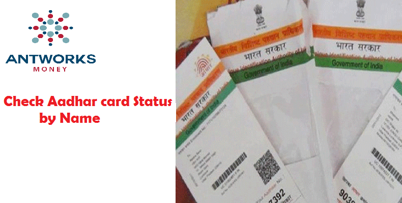 How To Check Aadhar Card Status By Name Aadhar Card Names Cards