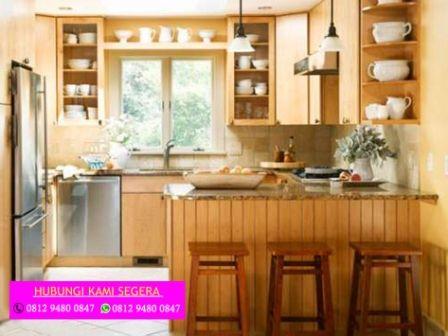 Pembuatan Kitchen Set Jati Belanda 0812 9480 0847 Buat Kitchen Set