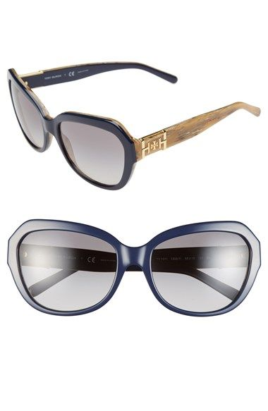 e0e53bf3ba34a Tory Burch 58mm Cat Eye Sunglasses available at  Nordstrom