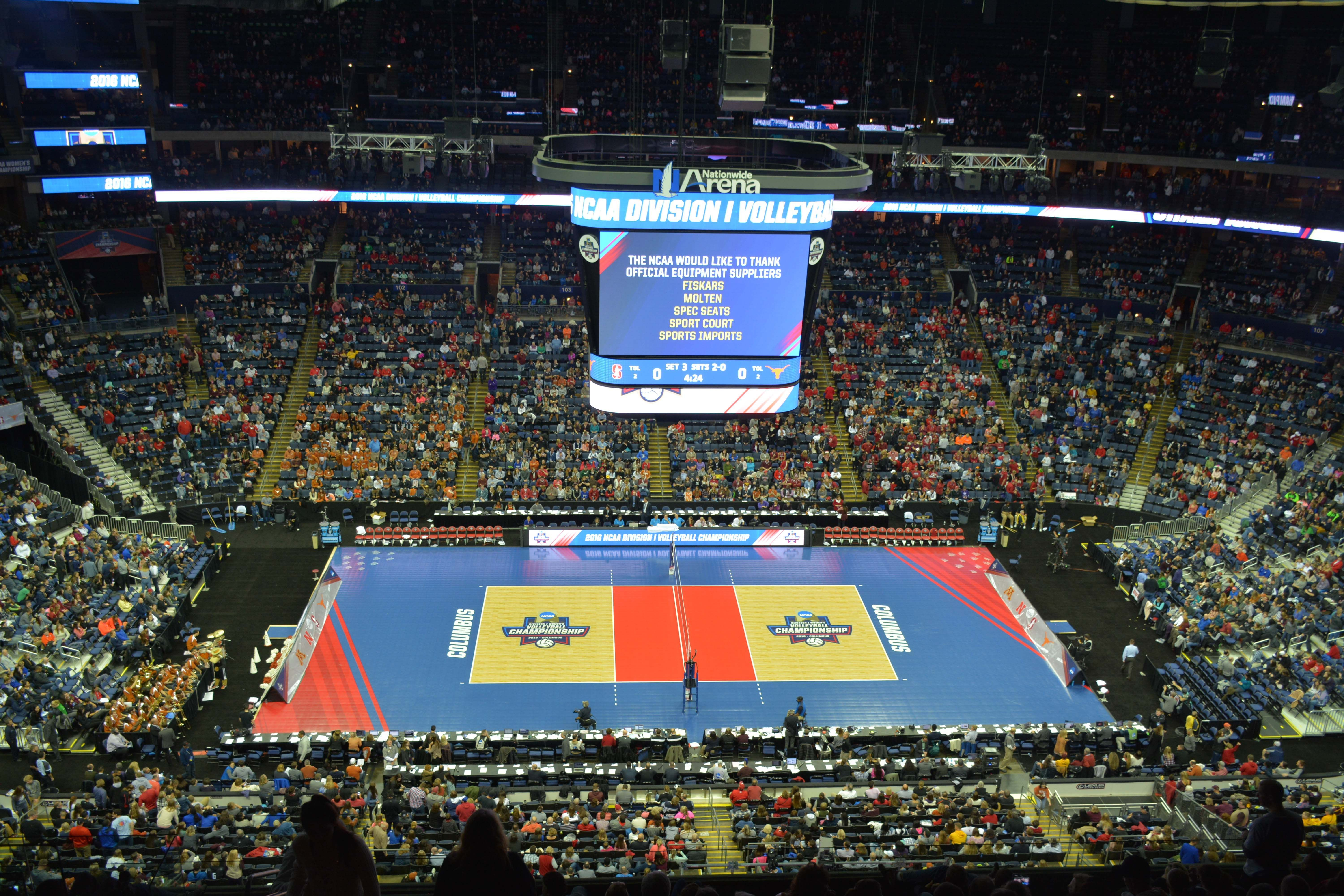 Sport Court Has Been The Official Supplier For The Usa Volleyball National Teams Since 1989 And Has Been The Only Surface Us Sport Court Usa Volleyball Sports