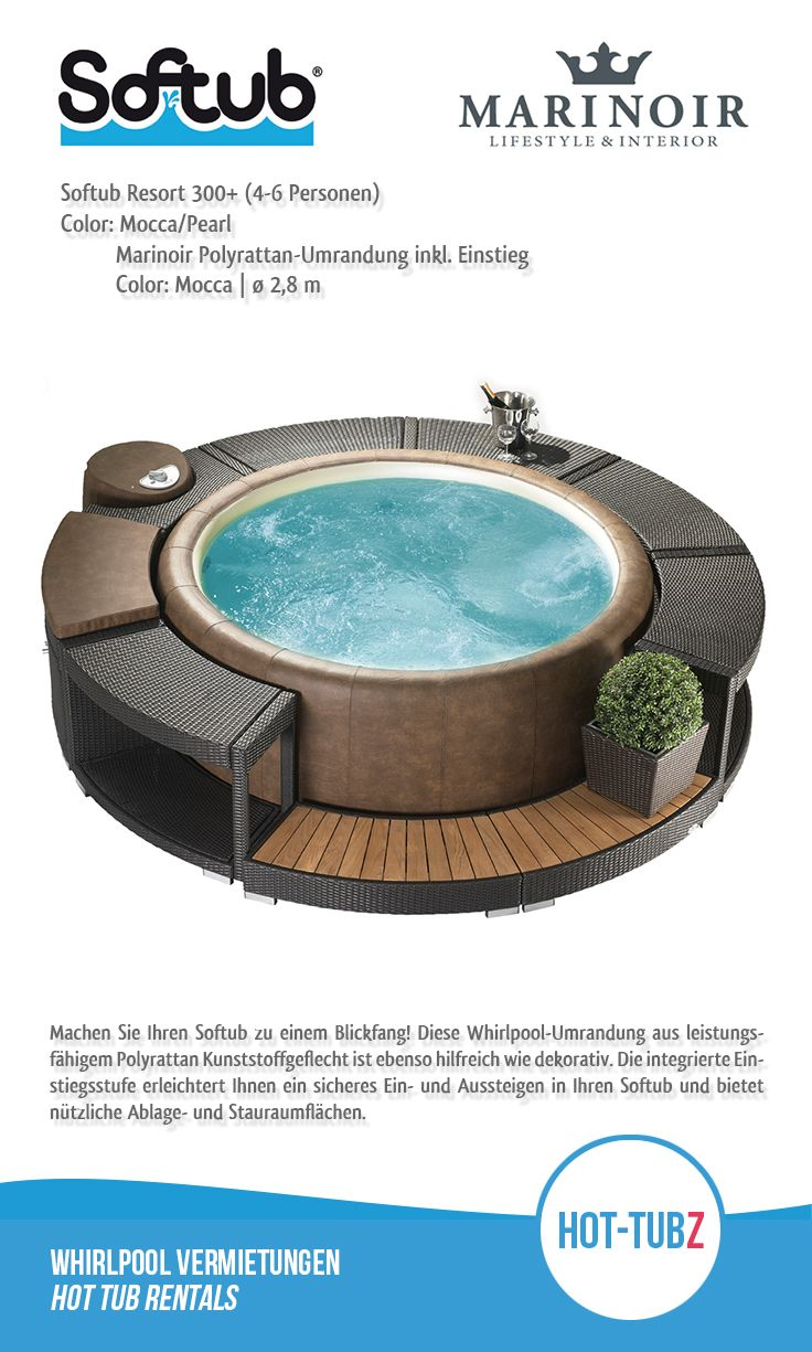 hottubz - we bring #relaxation to you! presentiert: #softub