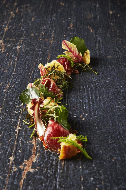 Zum 5 Mal In Folge Ein Michelin Stern Restaurant Edvard Hotelstyle At Kulinarisch Essen Rezepte