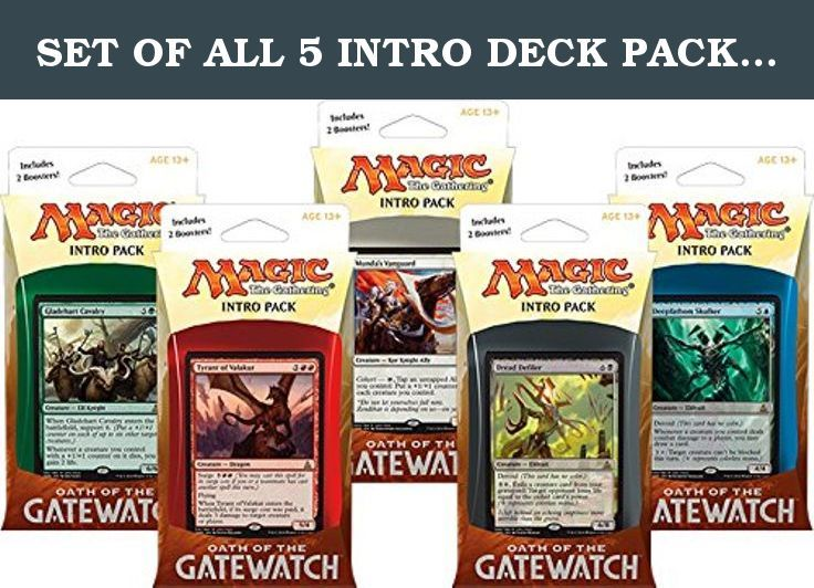 MTG Magic The Gathering Factory Sealed Case of OATH OF THE GATEWATCH Fat Pack