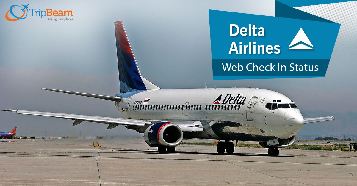 Delta Air Lines All You Need to Know about Its Web Check