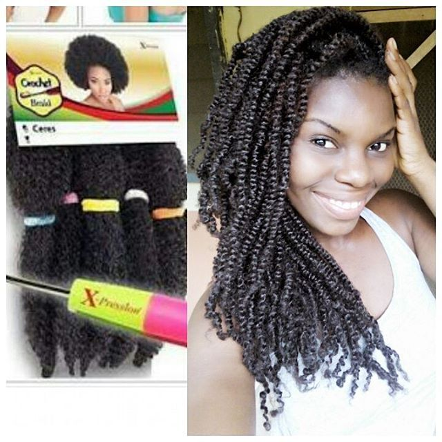 Pin On Kinky Hair Twist Styles
