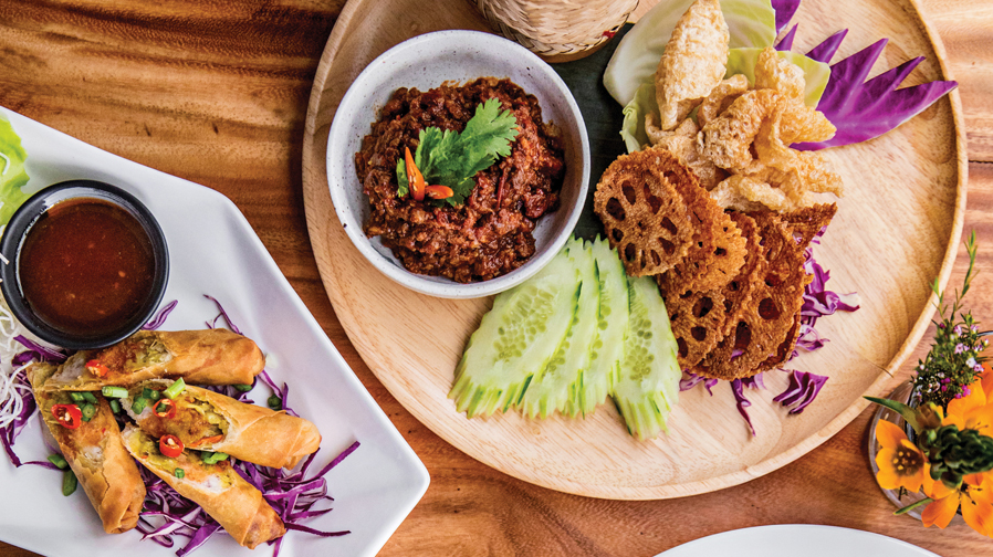 Ont Thai Restaurants Are Rare In The Western Hemisphere But Atlanta Now Has Two