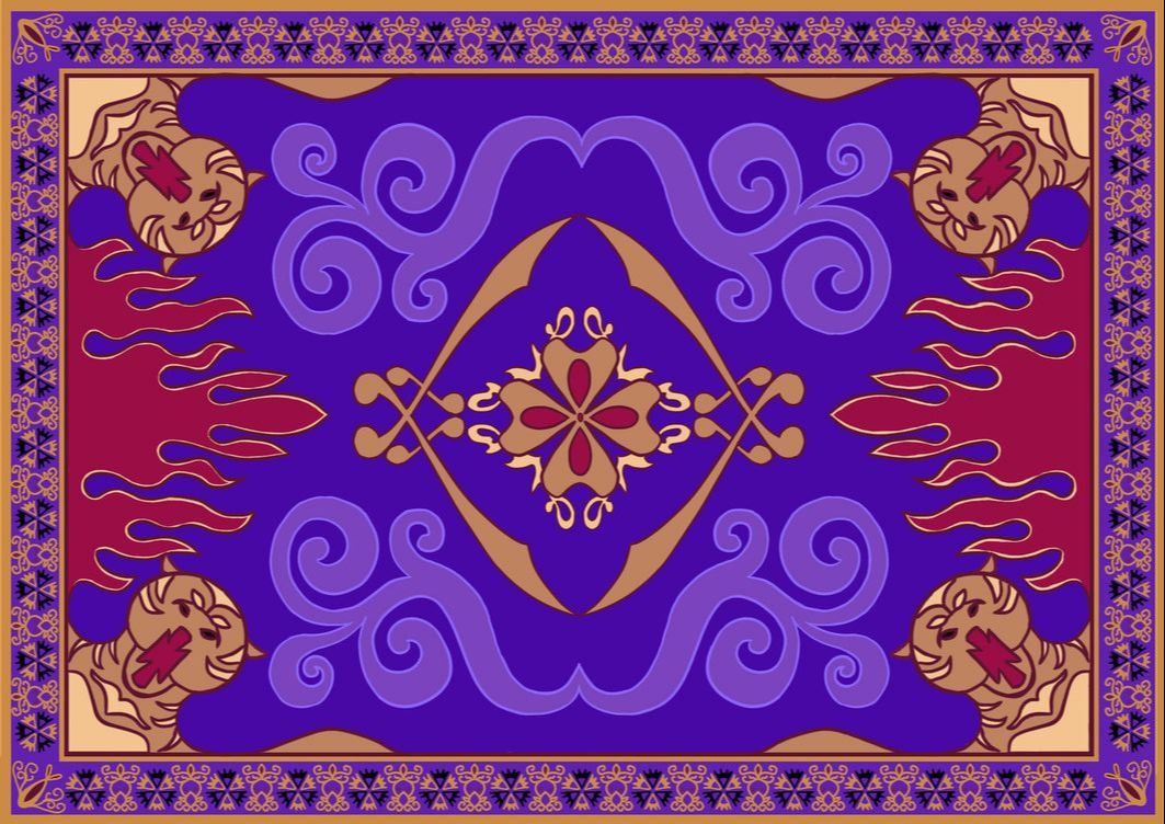 Category Landmarks Dryden Art Aladdin Magic Carpet Flying Carpet Magic Carpet