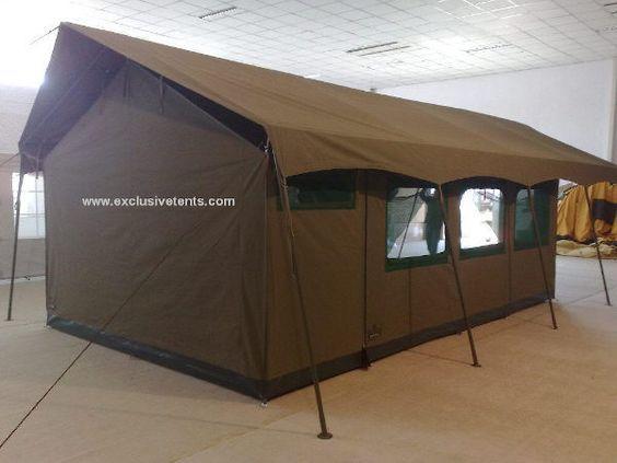 Barebones Lodge 12 Person Cabin Tent