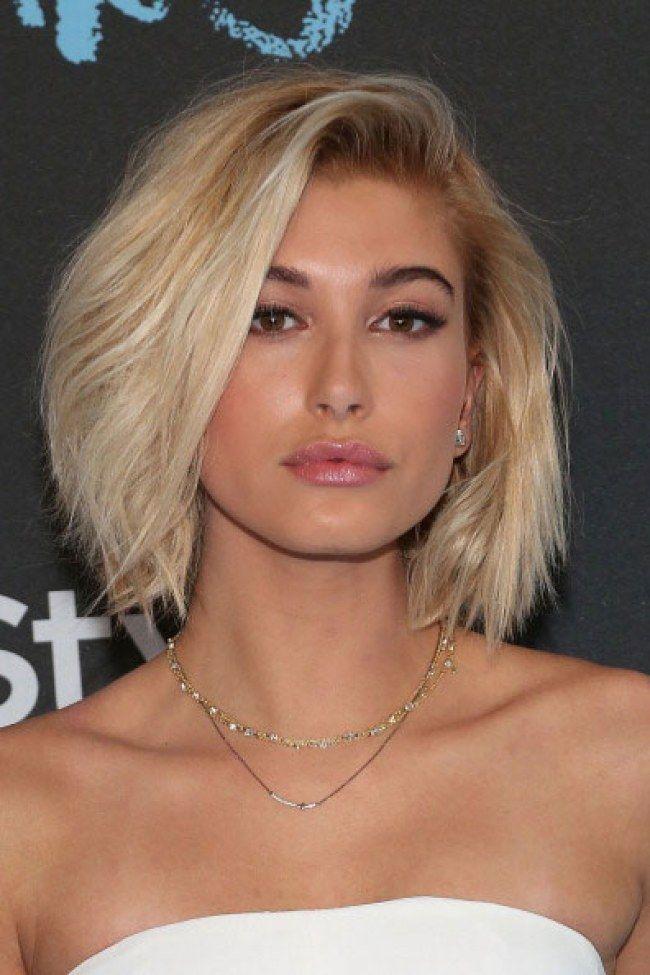Estamos obcecadas pelo novo corte de cabelo da modelo ...