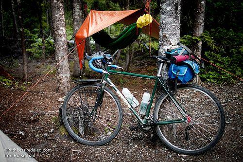Iron Horse Trail Bike Fishing With Images Bike Trails Cool