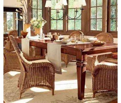 Pottery Barn Dining Table Still In Box 300 Dining Room