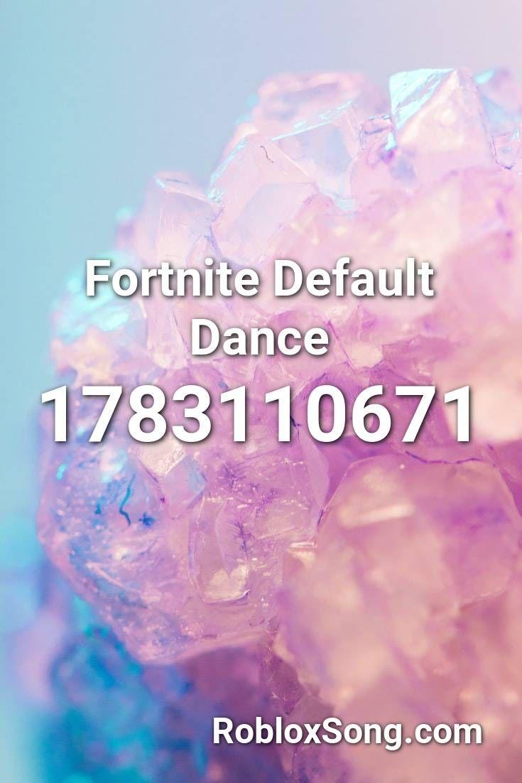 Fortnite Default Dance Roblox Id Code لم يسبق له مثيل الصور