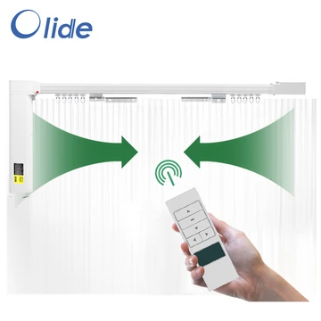 Wifi Smart Automatic Curtain Motor Track System Works With Amazon Alexa Echo Google Home Tracking System Amazon Alexa Alexa Echo