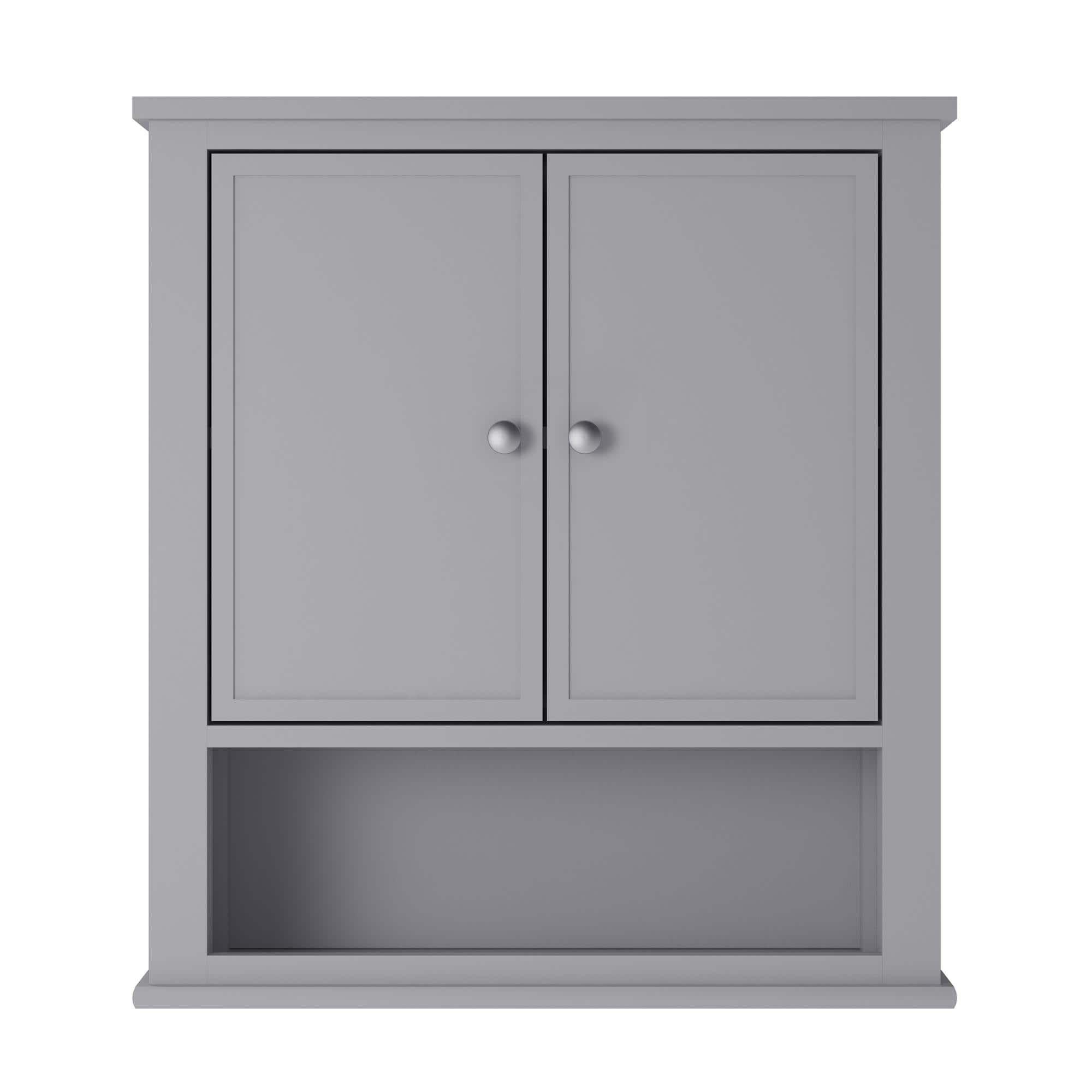 28+ Bathroom wall cabinet grey best