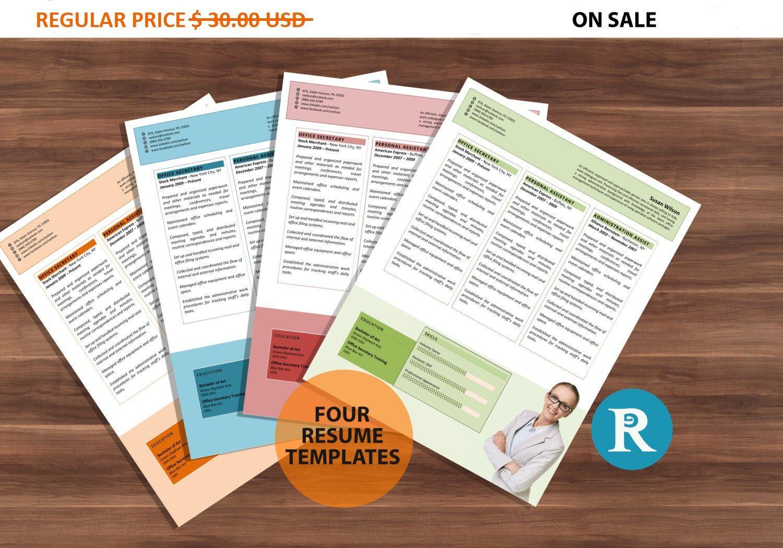 75 off sale four office secretary resume templates resume