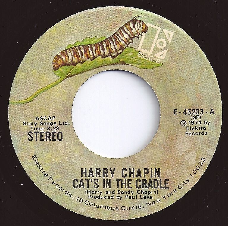 Cat S In The Cradle Harry Chapin 1 On Billboard 1974 Music Memories Music Love Make Mine Music