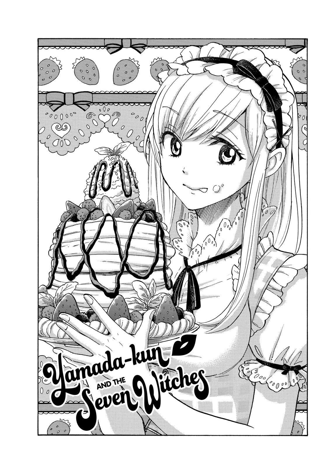 Yamada-kun to Nananin no Majo - MANGA - Lector - TuMangaOnline