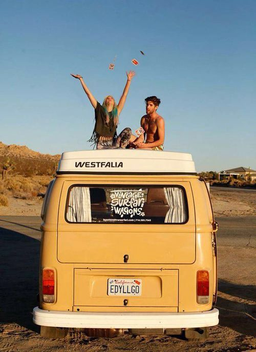 8 Steps To Getting The Ultimate Road Trip Van