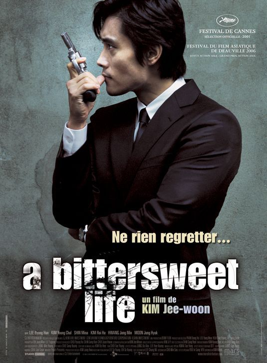 Dalkomhan Insaeng Aka A Bittersweet Life Movie Poster 2 Lee Byung Hun Action Movie Poster Storm Shadow