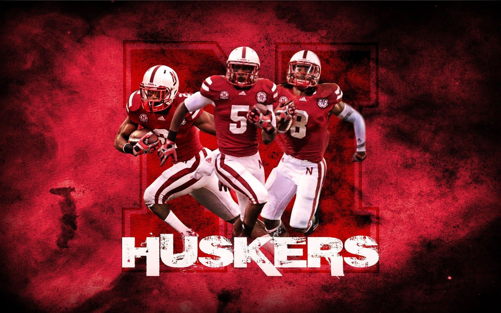 Nebraska Football Wallpapers Group 1500 1000 Nebraska Football Wallpapers 45 Wallpapers Adorable Wallpape Nebraska Football Football Wallpaper Cornhuskers