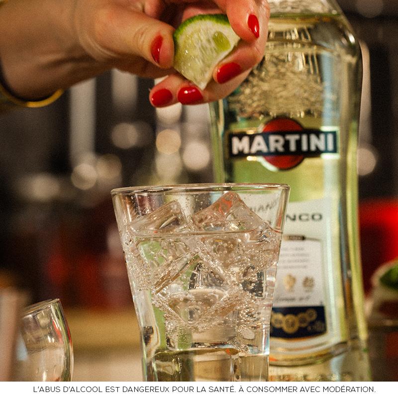 Con martini bianco cocktails 35 Best
