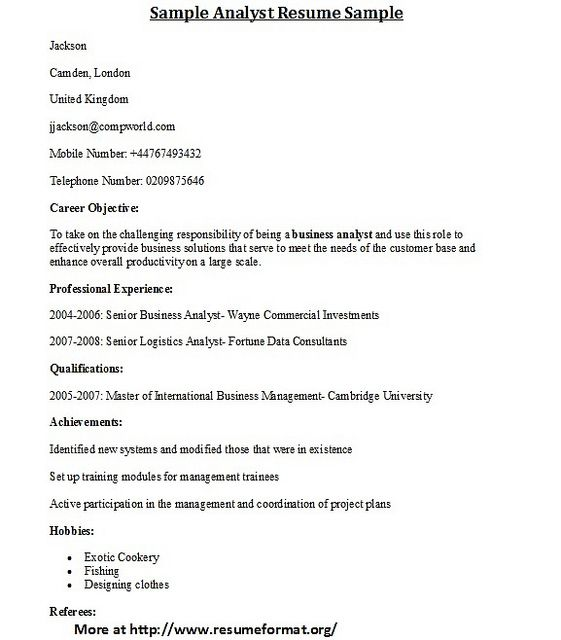 Auto Traffic Magnet Job Resume Samples Types Of Resumes Resume