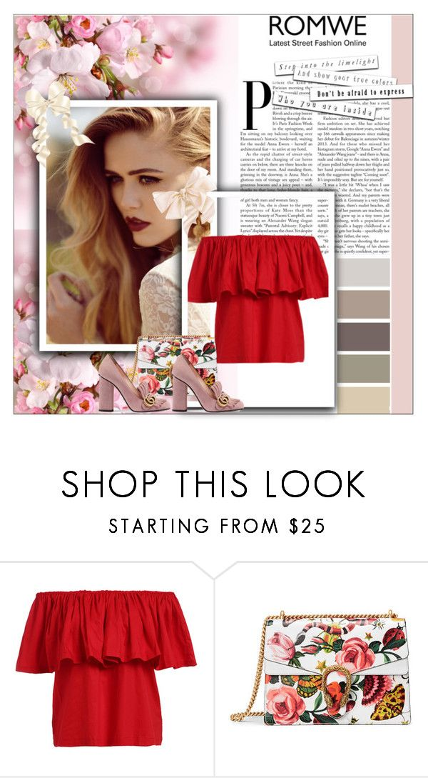 """Bez naslova #1007"" by n-lejla ❤ liked on Polyvore featuring Gucci"