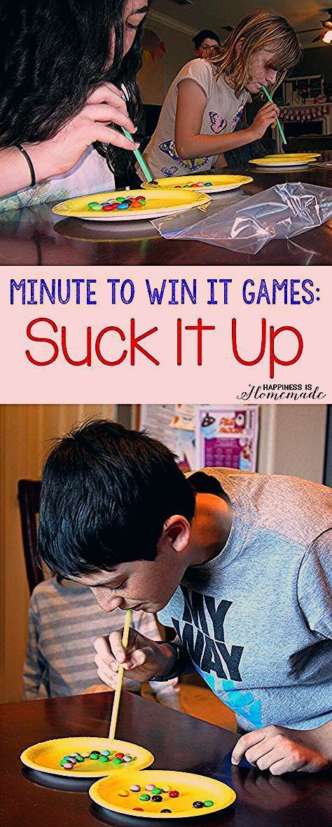 Photo of Over 13 Awesome Minute to Win It Party Games for Kids, Teens and Family to Play