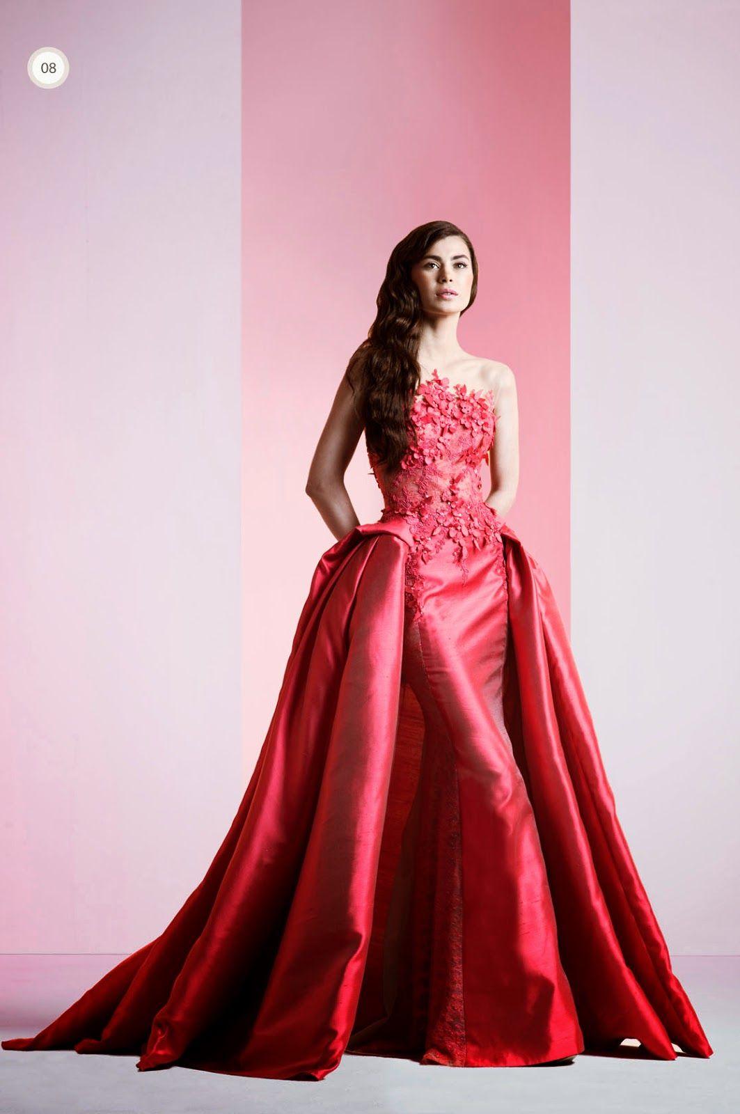 Mis Queridas Fashionistas: Ziad Nakad Haute Couture Spring / Summer ...