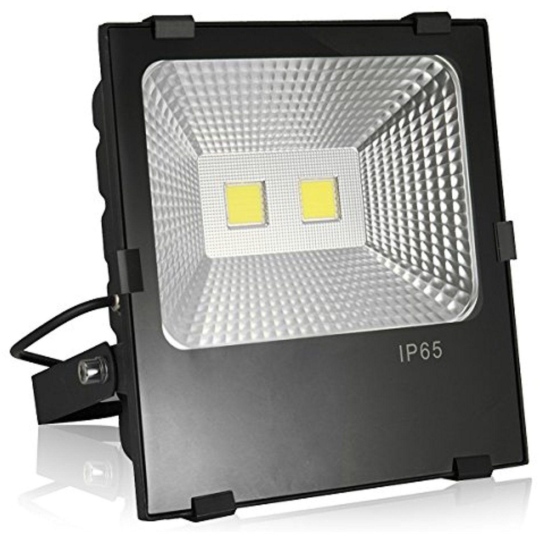 Lohas 100w Led Flood Light Outdoor Ip65 Waterproof Lighting Led Spotlight 500w Equivalent 11000l Energy Efficient Lighting Security Lights Lighting Fixtures