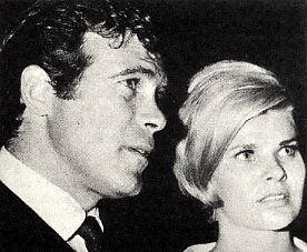Here Is Chris With Very Young Actress Barbara Anderson border=