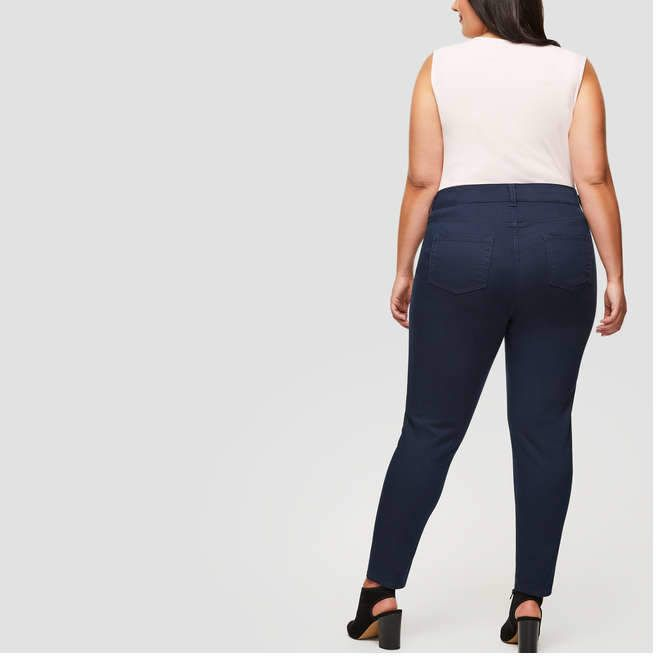 97673cfa8f1e Joe Fresh Women+ Zip Pocket Jean | Products | Joe fresh, Pants, Pocket