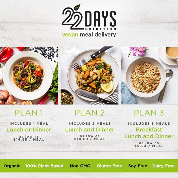 recipes from the 22 day revolution diet