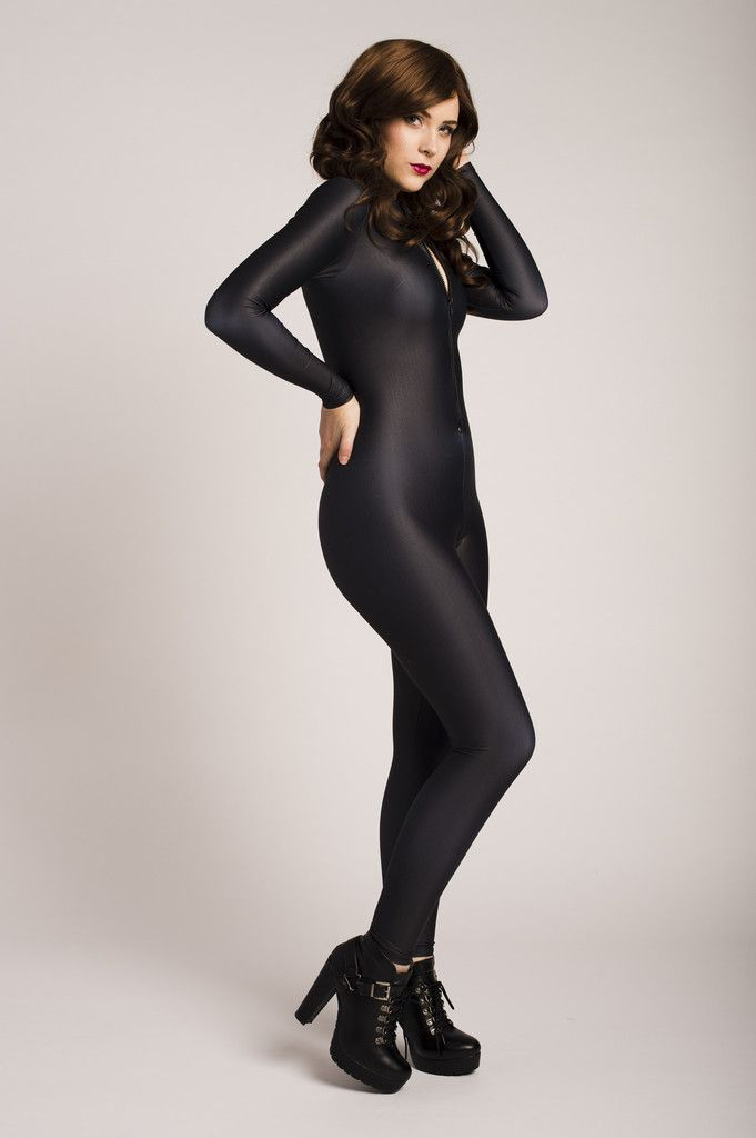 Make A Catsuit Out Of Pantyhose