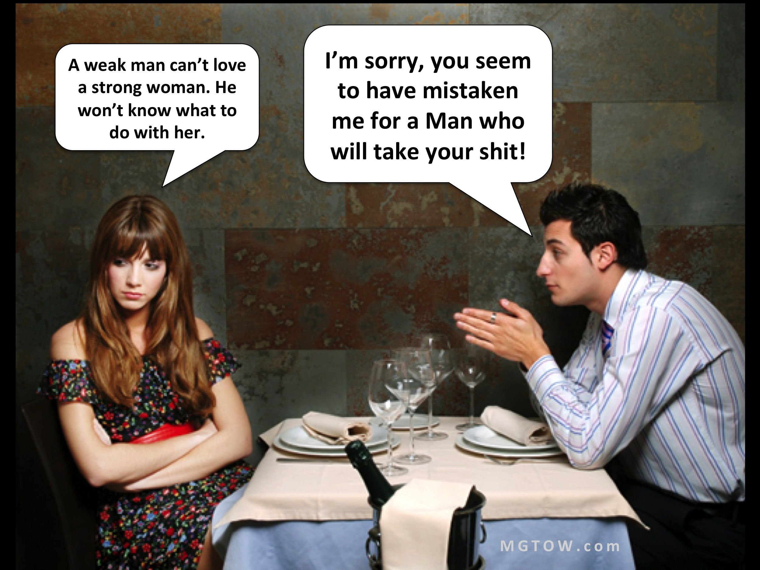 mgtow dating advice