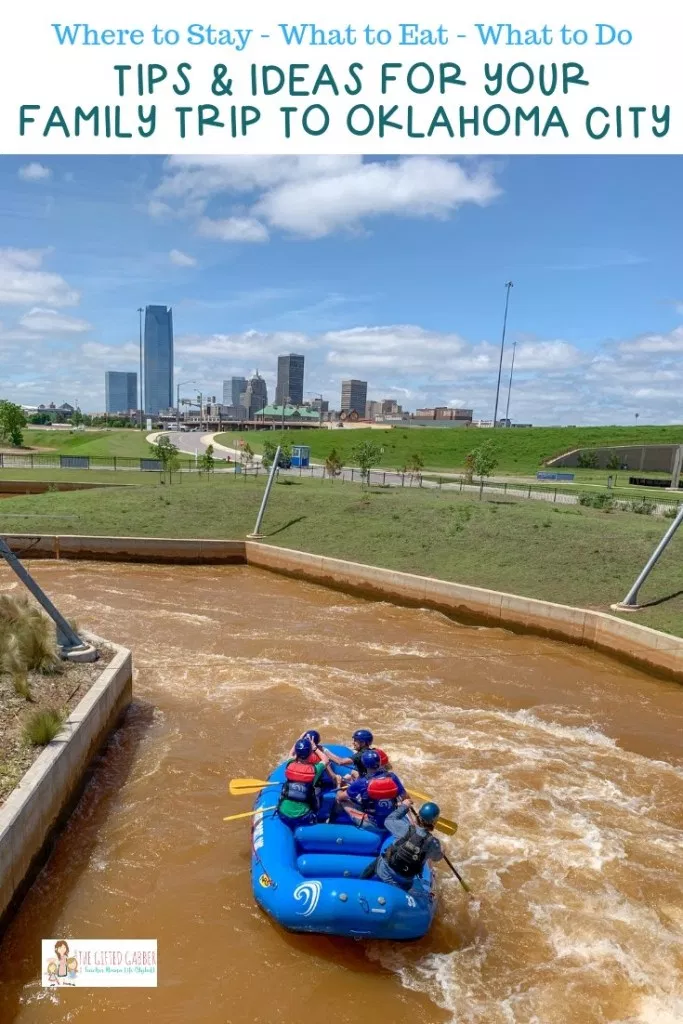 Things To Do In Okc With Kids Video The Gifted Gabber Oklahoma City Things To Do Oklahoma City Zoo Bricktown Oklahoma City