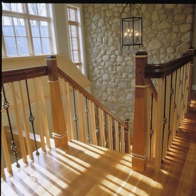 Best Wood Baluster Design Pictures Remodel Decor And Ideas 400 x 300