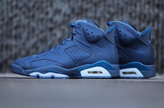finest selection 067f2 5639c Are You Copping The Air Jordan 6 Jimmy Butler (Diffused Blue ...