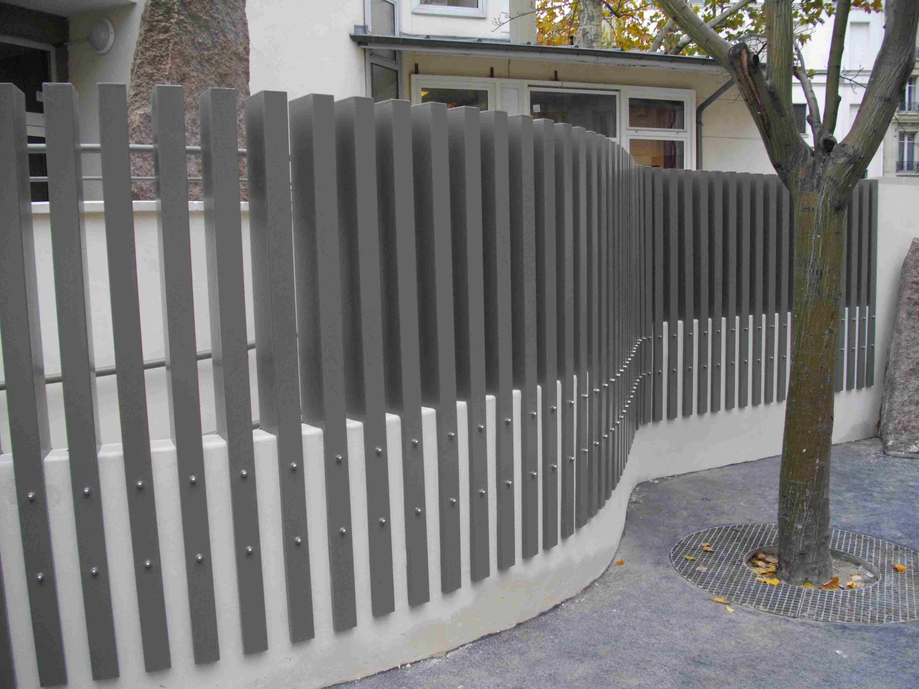 Fermeture portillon exterieur ventouse extrieure avec for Serrure de portillon exterieur
