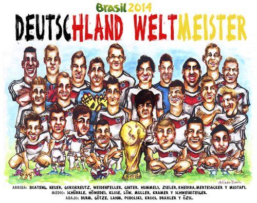 Deutschland Weltmeister 2020