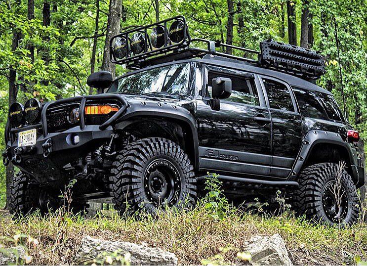 Pin by Chad Hawks on Cruisers Toyota fj cruiser, Fj